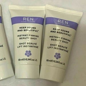 Ren Clean Skincare Ultra Instant Firming Beauty